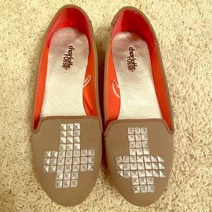 Charlotte Russe Size 8.5 Flats